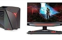 Lenovo ra mắt hai máy tính mới: một thùng và một AIO 2K, có GTX 1080, 32 GB RAM, Core i7