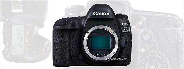 Những hình ảnh rõ nét đầu tiên của Canon 5D mark IV: Nút bấm thay đổi, kích thước nhỏ hơn mark III