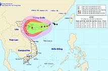 Tin mới nhất về áp thấp nhiệt đới kép trên Biển Đông