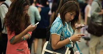 """Dùng smartphone """"đúng chỗ đúng việc"""""""