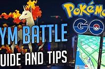 Lựa chọn những Pokemon nào chiếm Gym trong Pokemon Go?