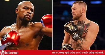 Ngày 27/8, K+ phát sóng độc quyền trận boxing tỷ USD giữa Mayweather và McGregor