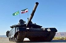 """Cận cảnh siêu tăng """"chất"""" nhất từ trước tới nay của Iran"""