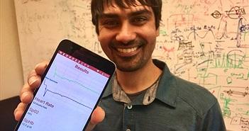 Smartphone Android của Google trong tương lai có thể kiểm tra máu