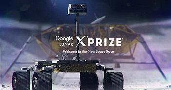 Google thêm tiền thưởng cho thử thách Lunar Xprize