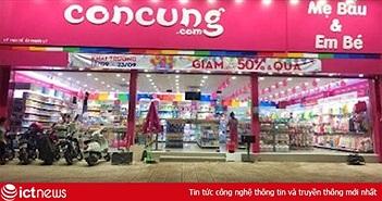Phát hiện Concung.com vi phạm quy định về thương mại điện tử