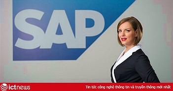 SAP bổ nhiệm bóng hồng Josephin Galla làm Tổng giám đốc SAP Việt Nam