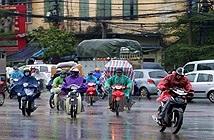 Bão số 4 suy yếu, Bắc Bộ và Bắc Trung Bộ có mưa to đến rất to