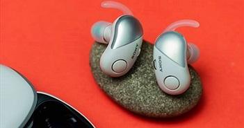Đánh giá tai nghe true-wireless Sony WI-SP700N: Vẫn có thể hoàn thiện hơn nữa
