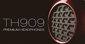 Fostex ra mắt tai nghe cao cấp đầu bảng TH909 với màng loa Biodynina