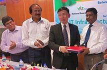 FPT thắng thầu dự án CNTT 33,6 triệu USD tại Bangladesh