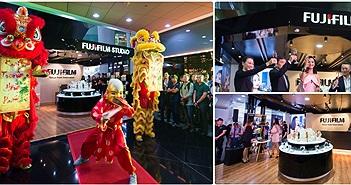 Fujifilm khai trương Brand shop đầu tiên tại toà nhà Bitexco, trưng bày đầy đủ các thiết bị mới