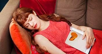 Ngủ trưa 1 tiếng làm tăng 45% nguy cơ mắc bệnh tiểu đường