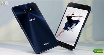 Asus Zenfone V ra mắt: camera 23 MP, Snapdragon 820