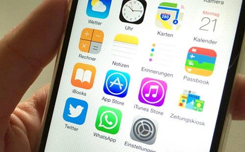 Apple cấm các ứng dụng gây nhầm lẫn trên iOS
