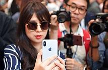 Face ID trên iPhone X hoạt động ngay cả khi người dùng đeo kính mát