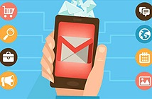 Gmail trên Android đã có thể thay đổi thông tin mật khẩu và tài khoản