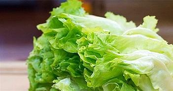 """5 loại rau chứa cả """"tổ"""" ký sinh trùng bạn cần biết"""