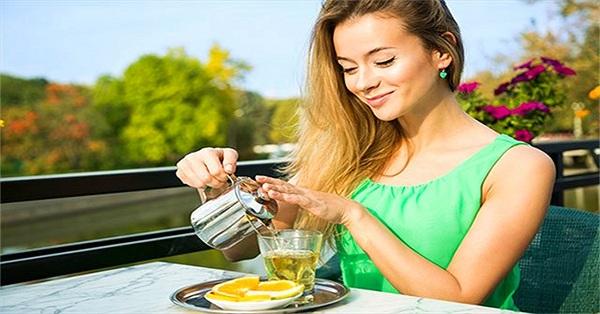 Lợi ích khi uống trà mỗi ngày