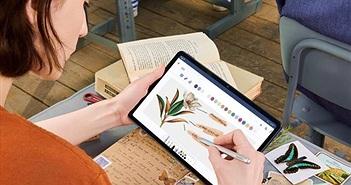 Huawei MatePad 5G ra mắt: chip Kirin 820, RAM 6GB, Wi-Fi 6, giá 473 USD