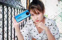 Trên tay smartphone gaming POCO X3 NFC: màn 120Hz, Snapdragon 732G, pin 5.160 mAh, giá 7 triệu