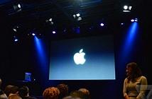 Đang tường thuật sự kiện ra mắt iPad của Apple