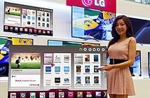 LG tặng ổ cứng di động 500GB cho  khách hàng mua TV 4K