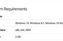 Facebook và Messenger cho Windows 10 Mobile cần tới 2GB RAM