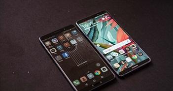 Cận cảnh Huawei Mate 10 và Mate 10 Pro: thiết kế đẹp, cấu hình cao cấp