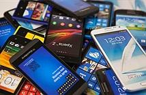 Cứ 4 người trên thế giới lại có 1 người nghiện smartphone
