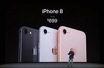 iPhone 8 bán ra chậm so với iPhone 7