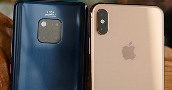 Mate 20 Pro so kè iPhone XS Max và Note 9 - Ai là ông hoàng chụp ảnh?