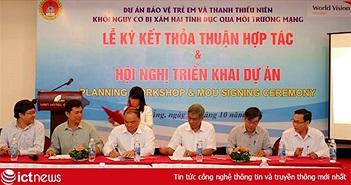 Đà Nẵng: Triển khai dự án bảo vệ trẻ em khỏi bị xâm hại tình dục qua môi trường mạng