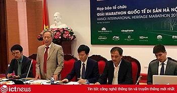 Tham gia tài trợ giải chạy Hanoi Heritage Marathon, VinaPhone tiếp tục truyền cảm hứng cho cộng đồng