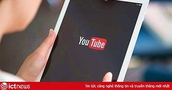 YouTube bị sập, 45 triệu người dùng  Việt Nam bị ảnh hưởng