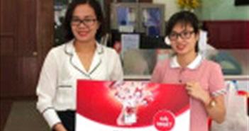 Maritime Bank trao giải tháng cùng hàng nghìn quà tặng cho khách hàng