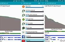 Bạn có thể làm gì với 50% pin của Galaxy Note 4