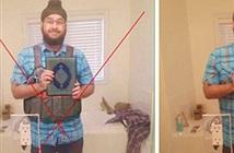 Chàng trai Canada bị nhầm là khủng bố Paris vì Photoshop