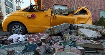 Hơn 1.000 nhà bị tàn phá vì động đất mạnh thứ hai lịch sử Hàn Quốc