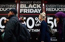 Người tiêu dùng đang nóng lòng chờ đợi Black Friday 2017