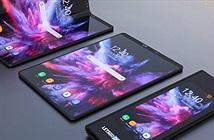 Ý tưởng thiết kế smartphone gần 40 triệu đồng của Samsung đẹp mê hồn