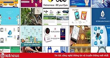 20 sản phẩm CNTT dự Chung khảo Nhân tài Đất Việt 2018 vào ngày mai có gì đặc sắc?