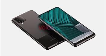Lộ ảnh render smartphone pin 7.000 mAh giá rẻ của Samsung