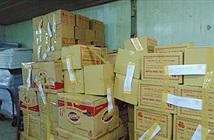Bắt quả tang vụ in lậu hơn 10.000 bloc lịch  2015