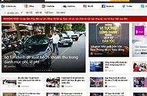 Trang tin MSN ra mắt phiên bản tiếng Việt
