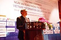 Ngày An toàn thông tin Việt Nam 2014 chính thức khép lại
