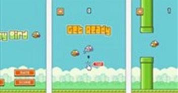 Flappy Bird vượt mặt game 500 triệu USD ở khoản tìm kiếm