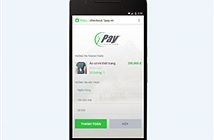 1Pay ra dịch vụ thanh toán bằng thẻ ATM trên mobile