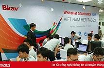 Việt Nam giành ngôi Quán quân cuộc thi an ninh mạng toàn cầu WhiteHat Grand Prix 2017