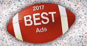 10 quảng cáo sáng tạo nhất năm 2017